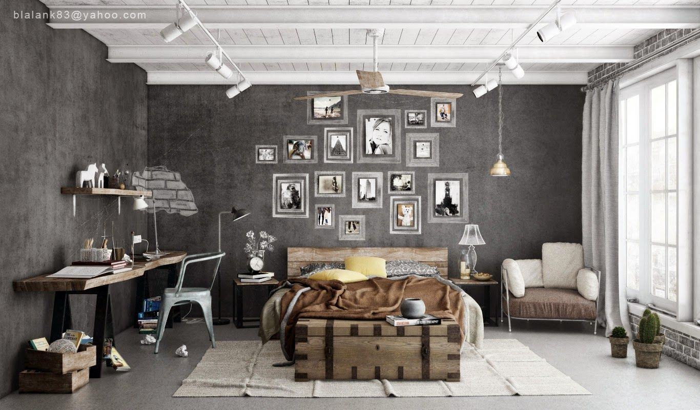 ESTILO INDUSTRIAL: CLAVES PARA DECORAR
